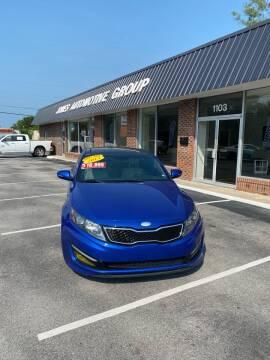2013 Kia Optima for sale at Jones Automotive Group in Jacksonville NC