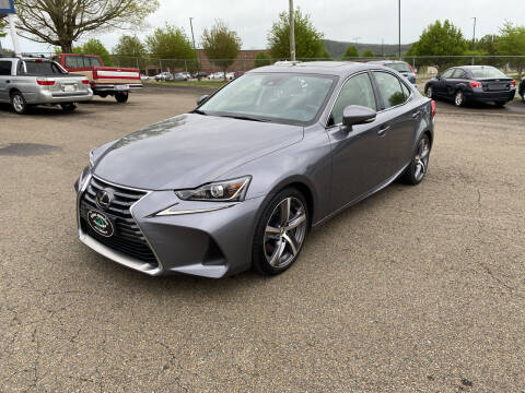 2018 Lexus IS 300 for sale at Steve Johnson Auto World in West Jefferson NC