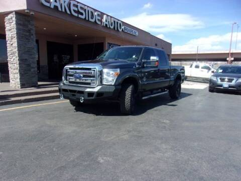 2016 Ford F-250 Super Duty for sale at Lakeside Auto Brokers Inc. in Colorado Springs CO