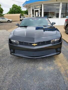 2015 Chevrolet Camaro for sale at Dependable Auto Sales in Montgomery AL