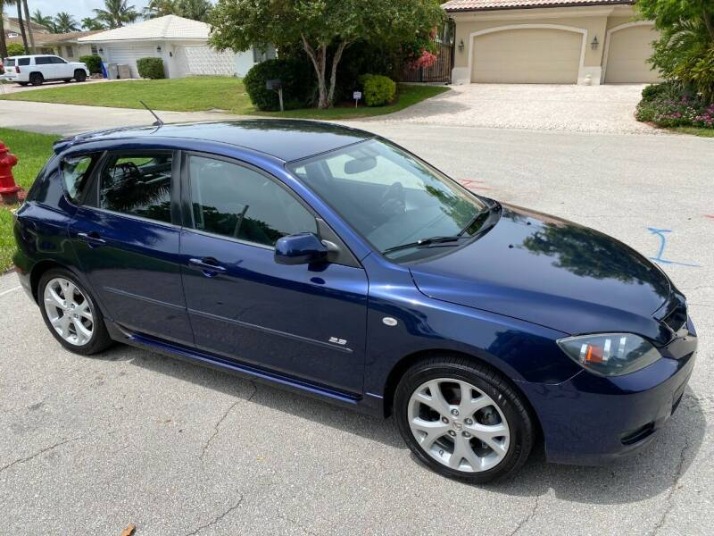 2008 Mazda MAZDA3 for sale at Exceed Auto Brokers in Lighthouse Point FL