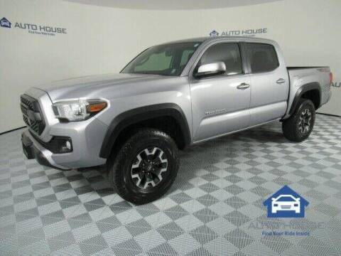 2018 Toyota Tacoma for sale at MyAutoJack.com @ Auto House in Tempe AZ