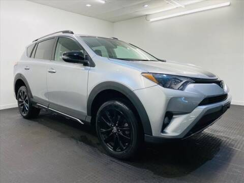 2018 Toyota RAV4 for sale at Champagne Motor Car Company in Willimantic CT