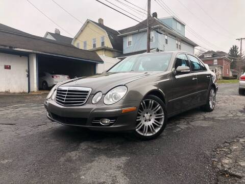 2008 Mercedes-Benz E-Class for sale at Keystone Auto Center LLC in Allentown PA