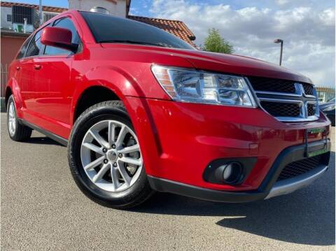 2015 Dodge Journey for sale at MADERA CAR CONNECTION in Madera CA