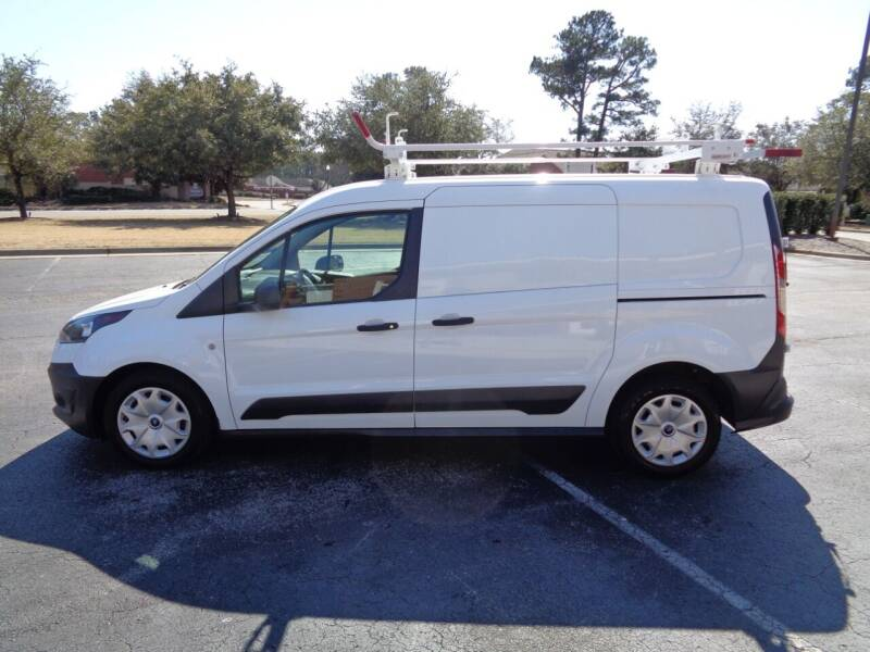 2018 Ford Transit Connect Cargo for sale at BALKCUM AUTO INC in Wilmington NC