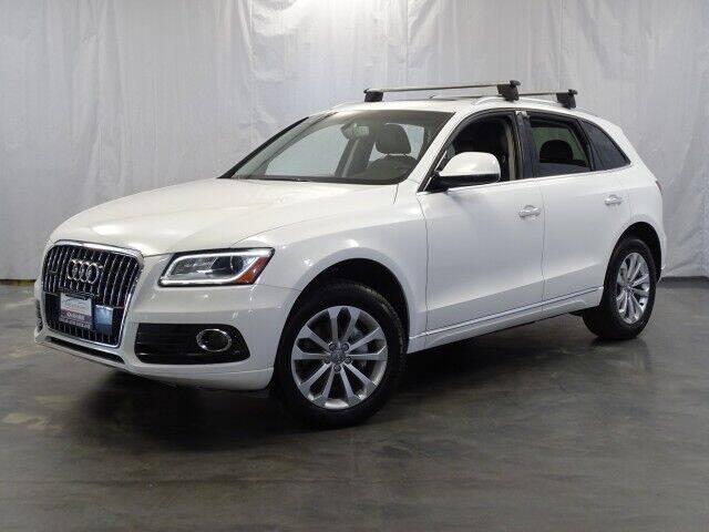 2016 Audi Q5 for sale at United Auto Exchange in Addison IL