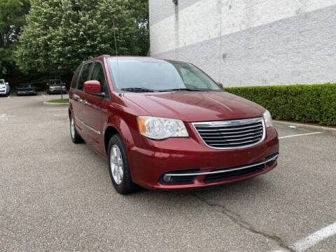 2011 Chrysler Town and Country for sale at Select Auto in Smithtown NY