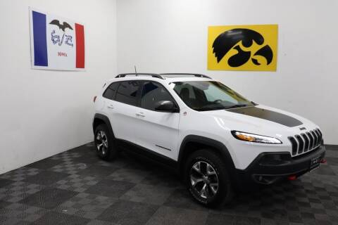 2016 Jeep Cherokee for sale at Carousel Auto Group in Iowa City IA