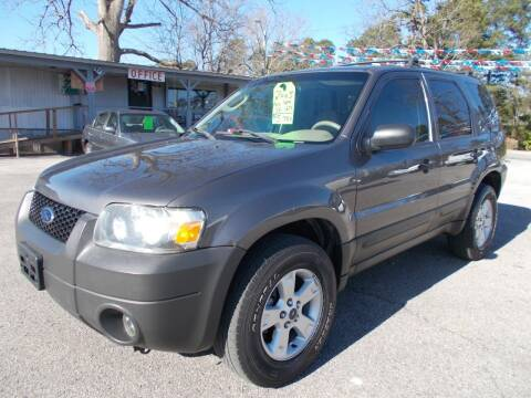 2005 Ford Escape for sale at Culpepper Auto Sales in Cullman AL
