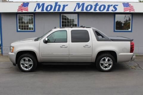 2009 Chevrolet Avalanche for sale at Mohr Motors in Salem OR