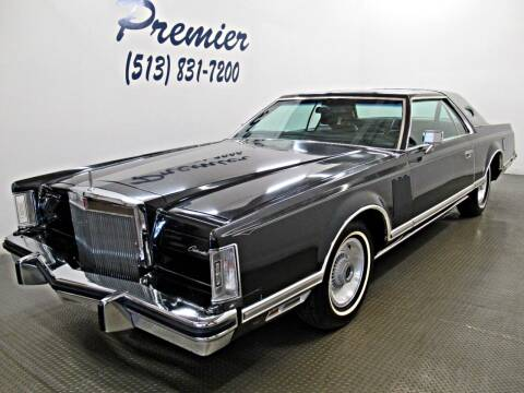 1977 Lincoln Continental for sale at Premier Automotive Group in Milford OH