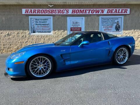 2009 Chevrolet Corvette for sale at Auto Martt, LLC in Harrodsburg KY