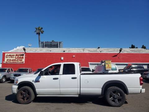 2009 Dodge Ram Pickup 3500 for sale at CARCO SALES & FINANCE in Chula Vista CA
