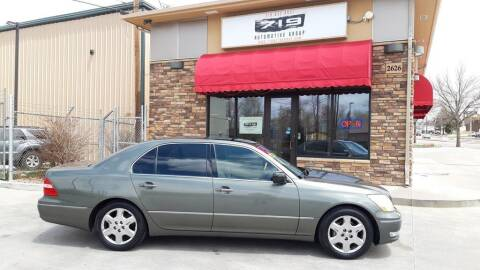 2004 Lexus LS 430 for sale at 719 Automotive Group in Colorado Springs CO