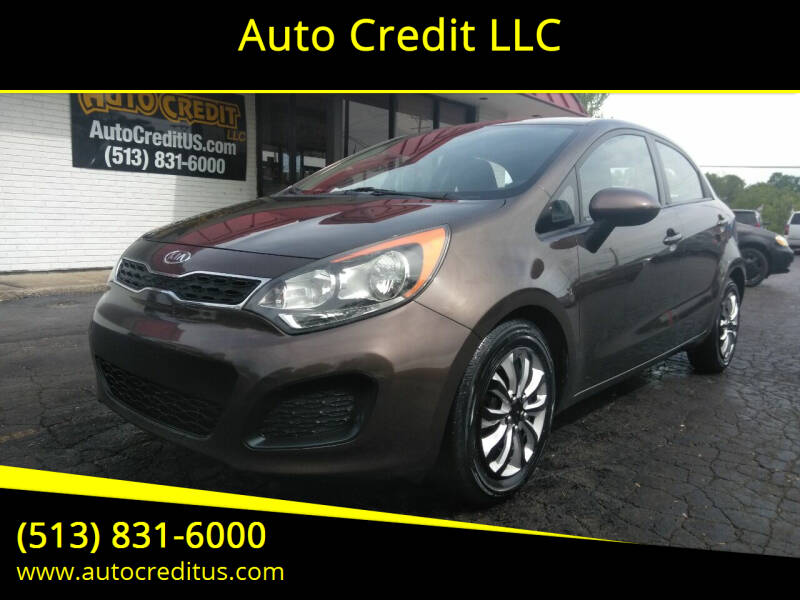 2012 Kia Rio 5-Door for sale in Milford, OH