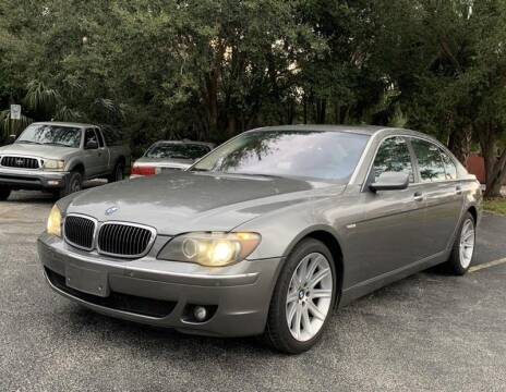 2006 BMW 7 Series for sale at Real Deal Auto in Fredericksburg VA