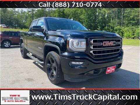 2019 GMC Sierra 1500 Limited for sale at TTC AUTO OUTLET/TIM'S TRUCK CAPITAL & AUTO SALES INC ANNEX in Epsom NH