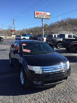 2009 Ford Edge for sale at MARLAR AUTO MART SOUTH in Oneida TN