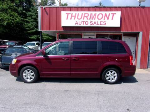 2008 Chrysler Town and Country for sale at THURMONT AUTO SALES in Thurmont MD
