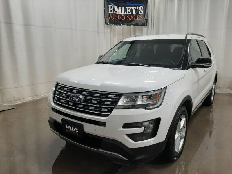 2016 Ford Explorer for sale at Bailey's Auto Sales in Fargo ND