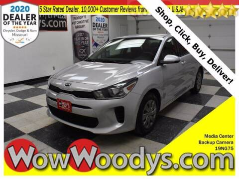 2019 Kia Rio for sale at WOODY'S AUTOMOTIVE GROUP in Chillicothe MO