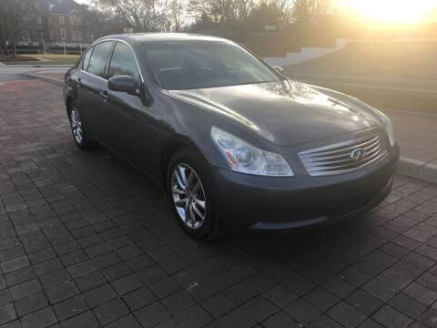 2008 Infiniti G35 for sale at Third Avenue Motors Inc. in Carmel IN