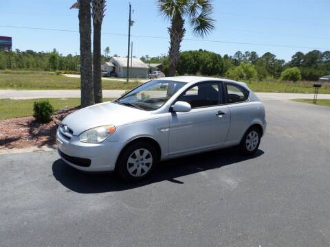 2008 Hyundai Accent for sale at First Choice Auto Inc in Little River SC