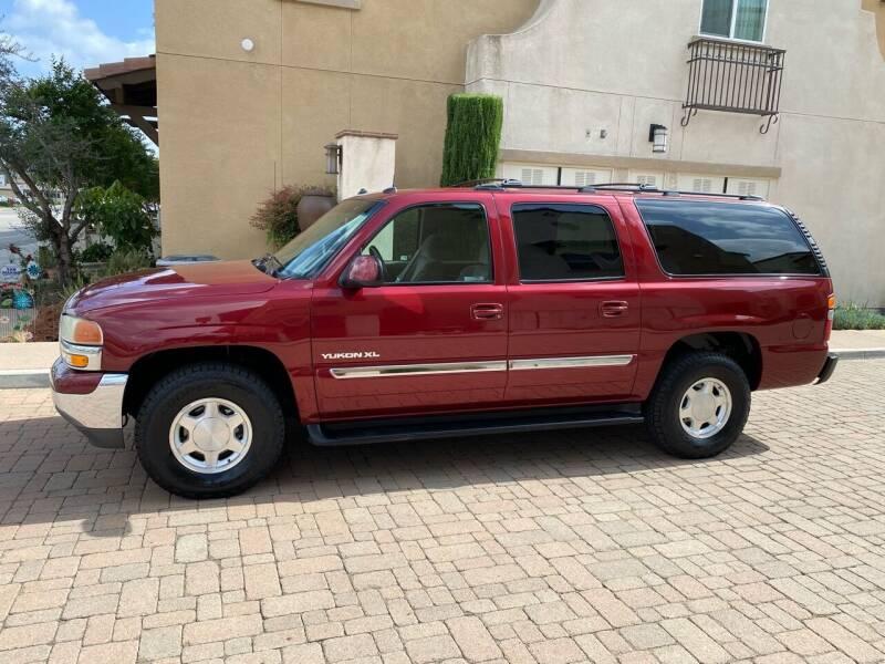2003 GMC Yukon XL for sale at California Motor Cars in Covina CA