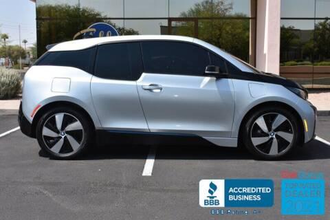 2017 BMW i3 for sale at GOLDIES MOTORS in Phoenix AZ