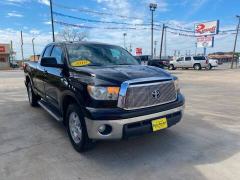 2010 Toyota Tundra for sale at Russell Smith Auto in Fort Worth TX