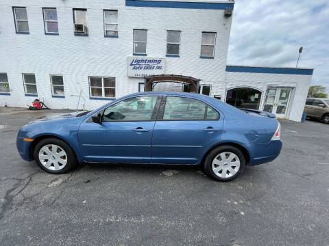 2009 Ford Fusion for sale at Lightning Auto Sales in Springfield IL