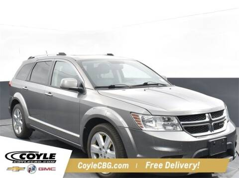 2012 Dodge Journey for sale at COYLE GM - COYLE NISSAN - New Inventory in Clarksville IN