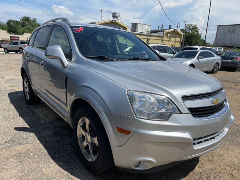 2012 Chevrolet Captiva Sport for sale at Quality Auto Today in Kalamazoo MI