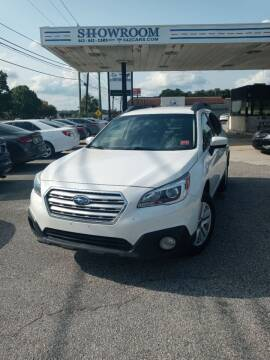 2017 Subaru Outback for sale at Showroom Auto Sales of Charleston in Charleston SC