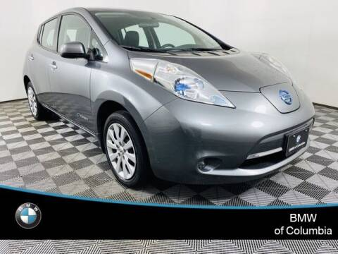 2014 Nissan LEAF for sale at Preowned of Columbia in Columbia MO