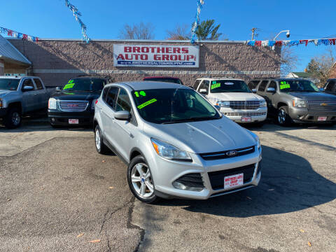 2014 Ford Escape for sale at Brothers Auto Group in Youngstown OH