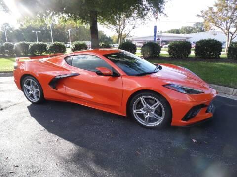 2020 Chevrolet Corvette for sale at Carolina Classics & More in Thomasville NC