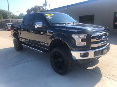 2015 Ford F-150 for sale at Tigerland Motors in Sedalia MO