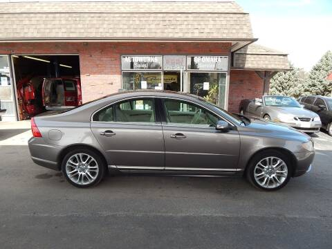 2007 Volvo S80 for sale at AUTOWORKS OF OMAHA INC in Omaha NE