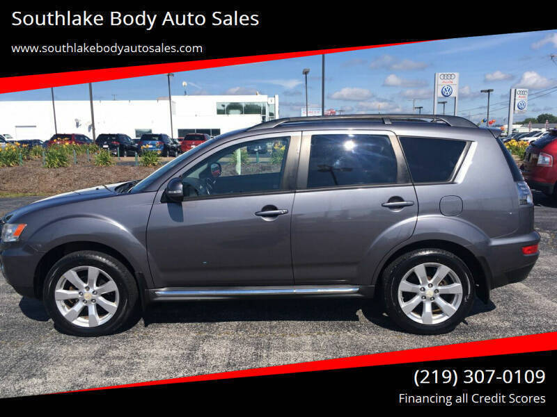 2010 Mitsubishi Outlander AWD XLS 4dr SUV - Merrillville IN