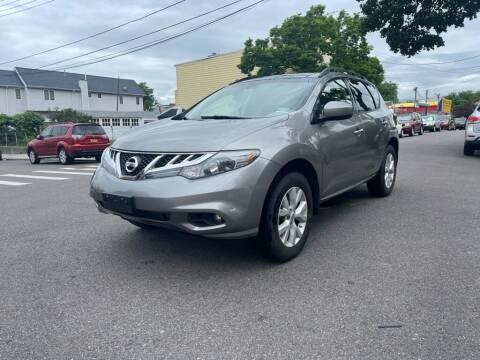 2012 Nissan Murano for sale at Kapos Auto, Inc. in Ridgewood NY