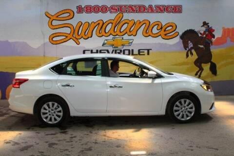 2016 Nissan Sentra for sale at Sundance Chevrolet in Grand Ledge MI