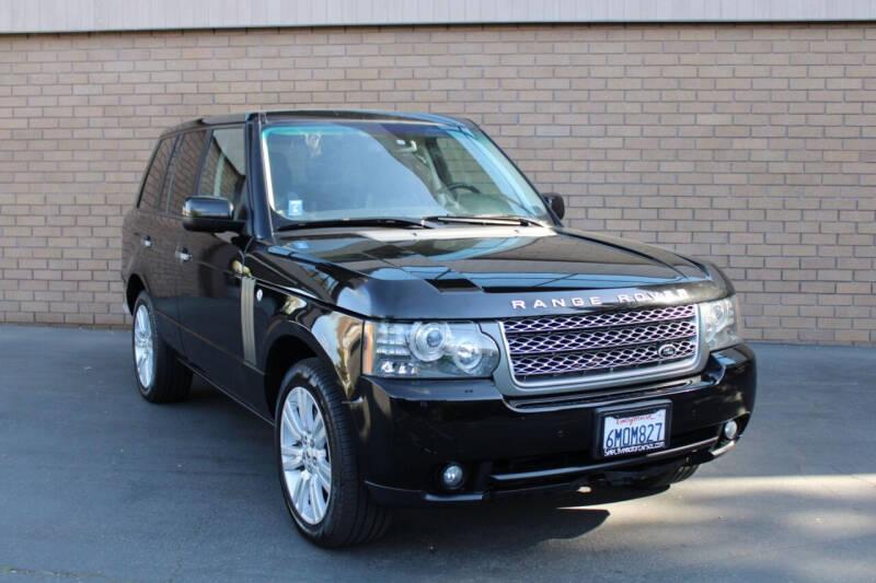 2010 Land Rover Range Rover for sale in Sacramento, CA