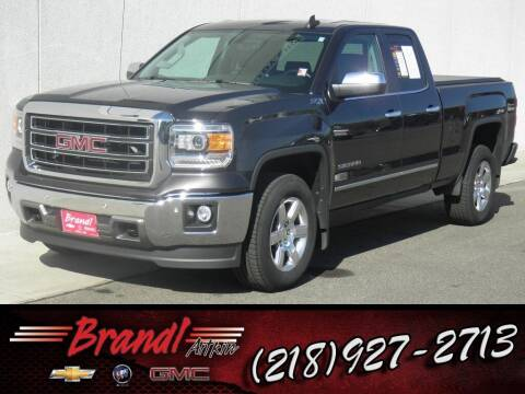 2015 GMC Sierra 1500 for sale at Brandl GM in Aitkin MN