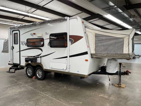 2011 Forest River ROCKWOOD ROO for sale at Modern Automotive in Boiling Springs SC