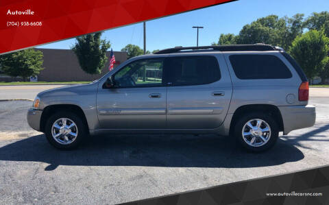 2003 GMC Envoy XL for sale at Autoville in Kannapolis NC