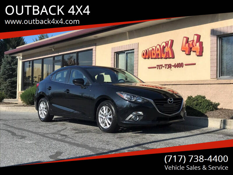 2016 Mazda MAZDA3 for sale at OUTBACK 4X4 in Ephrata PA