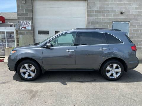 2011 Acura MDX for sale at Pafumi Auto Sales in Indian Orchard MA