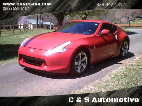 2009 Nissan 370Z for sale at C & S Automotive in Nebo NC